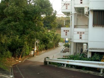 calles de Ganeko, Ginowan
