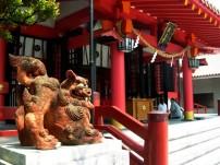 Templo sintoísta de Naminoue, Naha