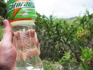 Agua sacada de manantial (igual que la de mi depto :mrgreen: )