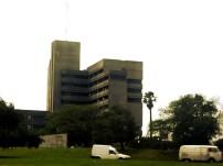 Edificio Libertad, actual Casa de Gobierno.