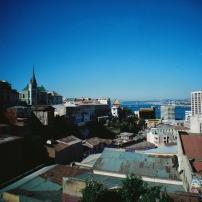 vista desde el Cerro Alegre