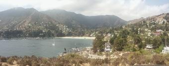panorámica desde el Cerro La Cruz
