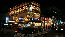 Kokusai-dori de noche